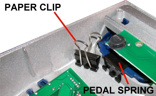 Pedal Spring Picture